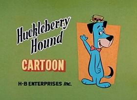 Screenshots from the 1959 Hanna-Barbera cartoon Barbecue Hound