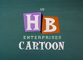 Screenshots from the 1959 Hanna-Barbera cartoon Little Red Riding Huck
