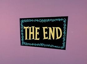 Screenshots from the 1959 Hanna-Barbera cartoon The Tough Little Termite
