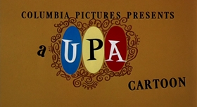 Screenshots from the 1959 UPA cartoon Magoo