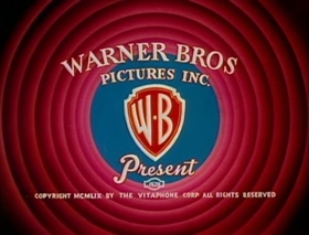 Screenshots from the 1960 Warner Bros. cartoon Wild Wild World