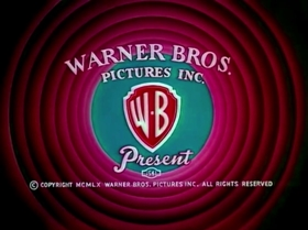Screenshots from the 1960 Warner Brothers cartoon Trip for Tat