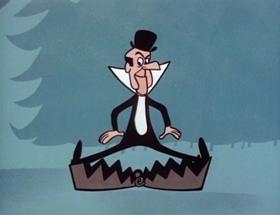Screenshots from the 1960 UPA cartoon Tree
