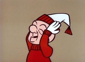 Screenshots from the 1960 UPA cartoon S