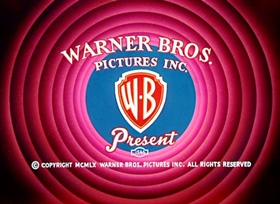 Screenshots from the 1961 Warner Brothers cartoon Strangled Eggs