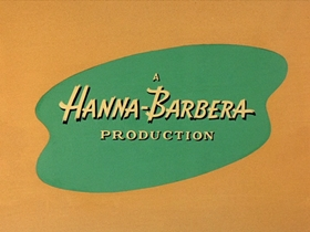 Screenshots from the 1961 Hanna-Barbera cartoon Disguise and Gals