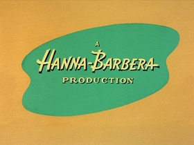 Screenshots from the 1961 Hanna-Barbera cartoon Iron Hand Jones