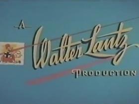 Screenshots from the 1961 Walter Lantz cartoon Woody