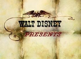 Screenshots from the 1961 Disney cartoon The Saga of Windwagon Smith
