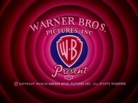 Screenshots from the 1961 Warner Bros. cartoon Lickety Splat