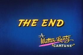 Screenshots from the 1962 Walter Lantz cartoon Mother