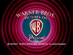 Screenshots from the 1962 Warner Brothers cartoon Bill of Hare