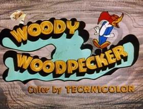 Screenshots from the 1963 Walter Lantz cartoon Greedy Gabby Gator