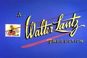 Screenshots from the 1963 Walter Lantz cartoon Charlie