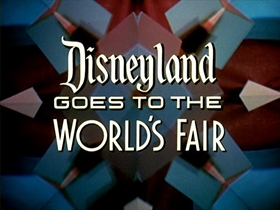 Screenshots from the 1964 Disney cartoon Disneyland Goes to the World