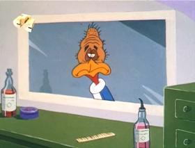 Screenshots from the 1964 Walter Lantz cartoon Woody