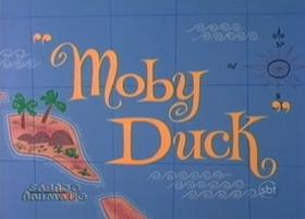 Screenshots from the 1965 Warner Bros. cartoon Moby Duck