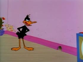 Screenshots from the 1965 Warner Brothers cartoon Go Go Amigo