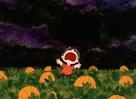 Screenshots from the 1966 Bill Melendez Productions cartoon It