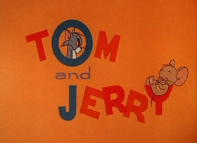 Screenshots from the 1966 MGM cartoon Matinee Mouse