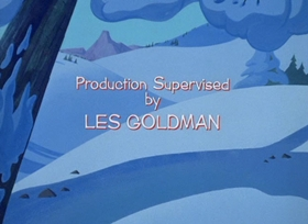 Screenshots from the 1966 MGM cartoon A-Tominable Snowman