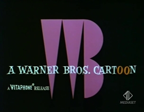 Screenshots from the 1966 Warner Brothers cartoon Feather Finger