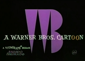 Screenshots from the 1966 Warner Brothers cartoon A Taste of Catnip