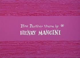 Screenshots from the 1966 DePatie Freleng cartoon Pink Pistons