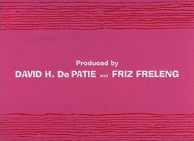 Screenshots from the 1966 DePatie Freleng cartoon Genie with the Light Pink Fur