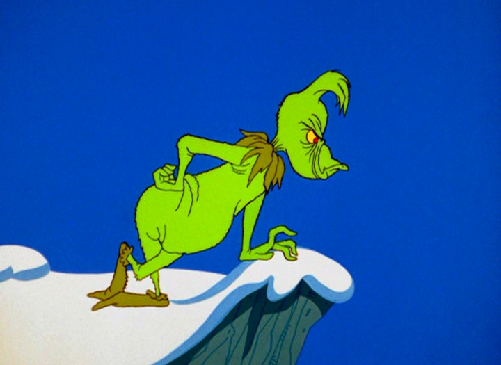 How The Grinch Stole Christmas 1966 Movie Poster.How The Grinch Stole Christmas 1966 The Internet