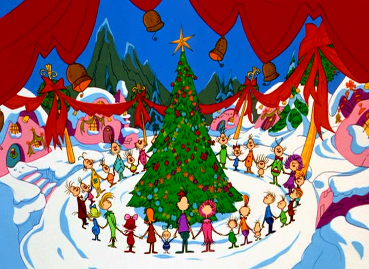 submitted by eutychus - How The Grinch Stole Christmas Animated