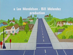 Screenshots from the 1967 Bill Melendez Productions cartoon You