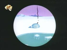Screenshots from the 1967 Walter Lantz cartoon Operation Shanghai