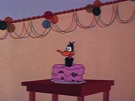 Screenshots from the 1967 Warner Brothers cartoon Fiesta Fiasco