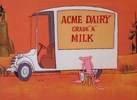 Screenshots from the 1967 DePatie Freleng cartoon Congratulations It