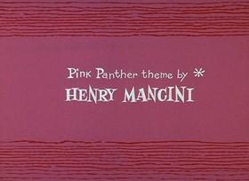Screenshots from the 1967 DePatie Freleng cartoon Pink Paradise