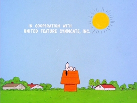 Screenshots from the 1968 Bill Melendez Productions cartoon He
