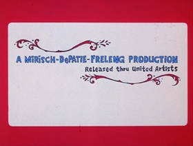 Screenshots from the 1968 DePatie Freleng cartoon Hawks and Doves
