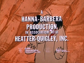 Screenshots from the 1968 Hanna-Barbera cartoon Oils Well That Ends Well