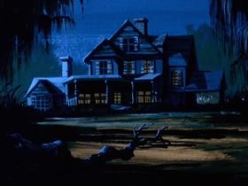 Screenshots from the 1969 Hanna-Barbera cartoon Foul Play in Funland
