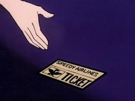Screenshots from the 1970 Hanna-Barbera cartoon Don