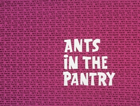 Screenshots from the 1970 DePatie Freleng cartoon Ants in the Pantry