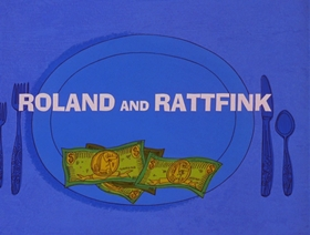 Screenshots from the 1970 DePatie Freleng cartoon A Taste of Money