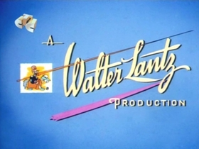 Screenshots from the 1971 Walter Lantz cartoon Chilly