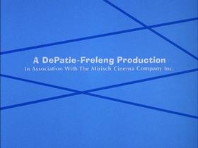 Screenshots from the 1972 DePatie Freleng cartoon Hiss and Hers