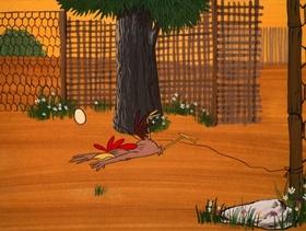 Screenshots from the 1972 DePatie Freleng cartoon Yokahama Mama