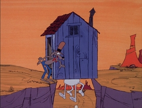 Screenshots from the 1973 DePatie Freleng cartoon Kloot