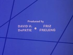 Screenshots from the 1973 DePatie Freleng cartoon Wham and Eggs