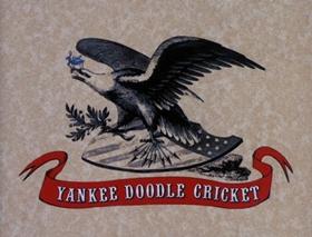 Screenshots from the 1975 Chuck Jones Enterprises cartoon Yankee Doodle Cricket