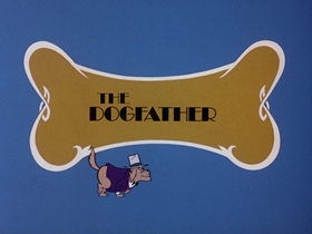 Screenshots from the 1975 DePatie Freleng cartoon Goldilox & the Three Hoods